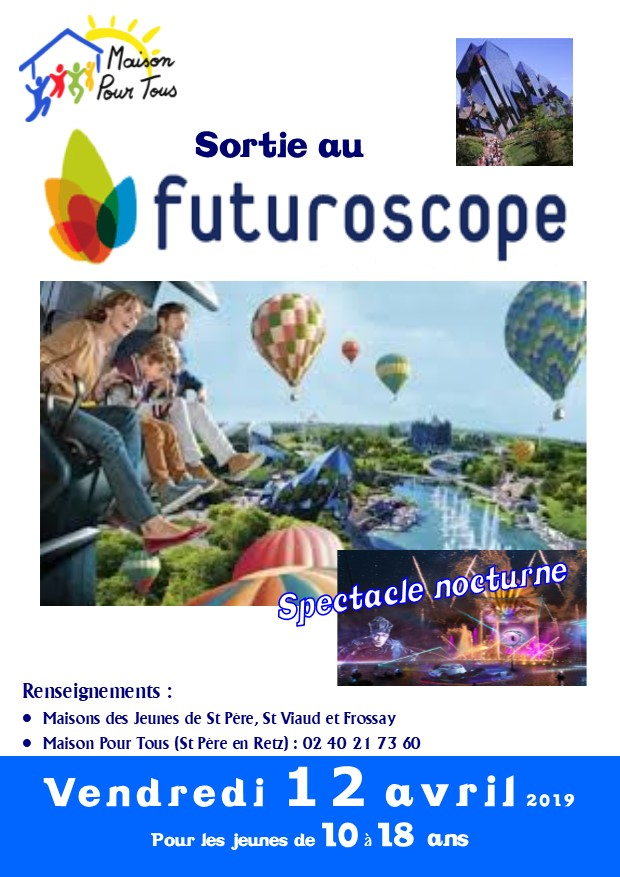 fly Futuroscope 2019R